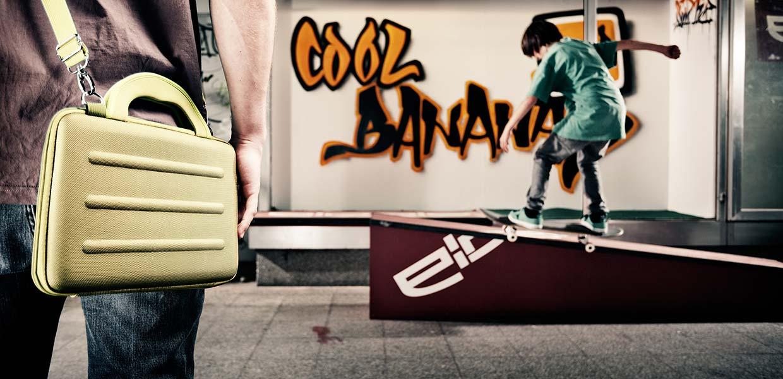Taschen für Notebooks und Laptops von Cool Bananas