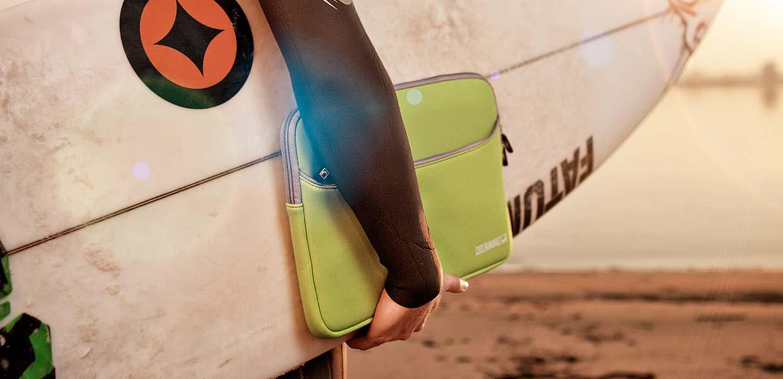 Taschen und Hüllen für das MacBook Air 13 Zoll von Cool Bananas