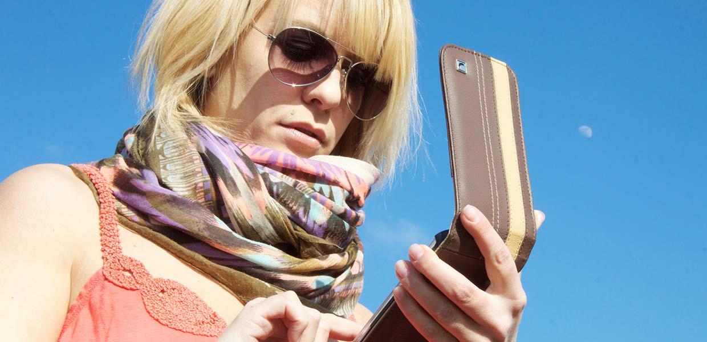 Taschen, Cases und Hüllen für Samsung Galaxy Smartphones von Cool Bananas