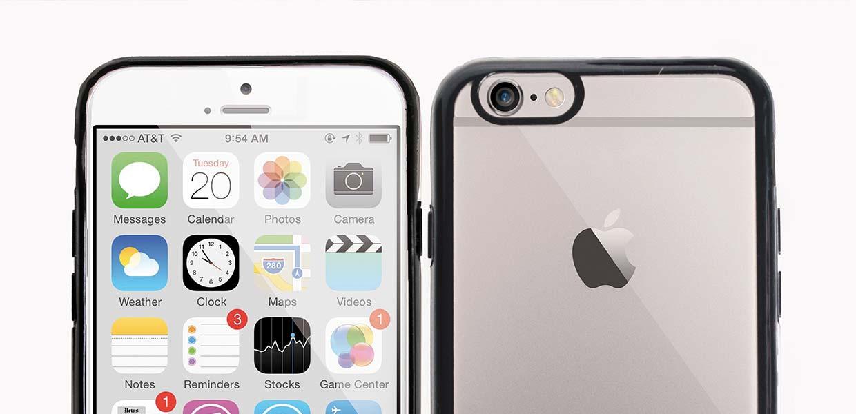 Taschen, Bumper, Hüllen und Cases für das iPhone 6 von Cool Bananas